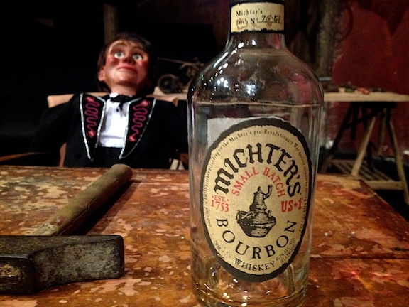 Sir Andrew, Michter's and hammer